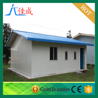 Prefab house for Temporary housing shelter