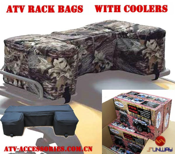ATV Luggage Bag/Atv Cargo bag/SW-1050 for 300cc-500cc ATV quad Bike