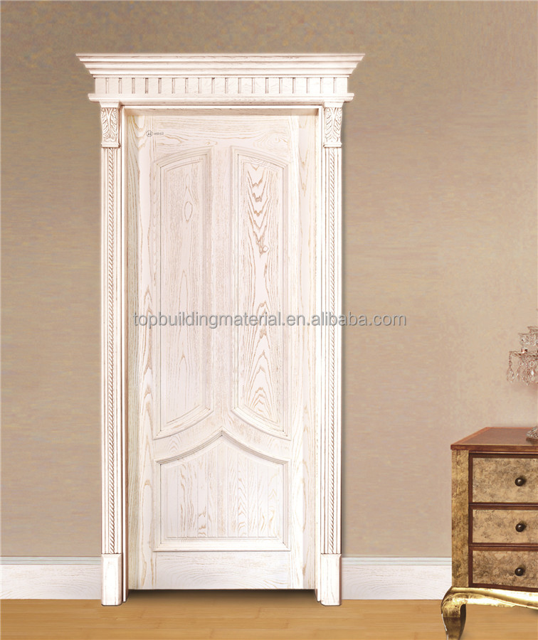 Customized french timber <strong>door</strong> design