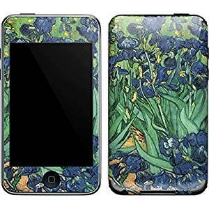 Van Gogh iPod Touch (2nd & 3rd Gen) Skin - van Gogh - Irises Vinyl Decal Skin For Your iPod Touch (2nd & 3rd Gen)