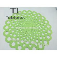 Tabletex kitchen cork silicone decorative table mat