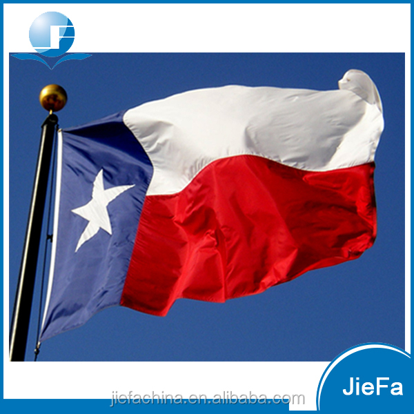 100% Polyester All Events National Texas Flags for Sale