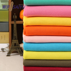 wholesale shaoxing knit cotton polyester micro velvet fleece fabric for pajamas