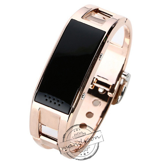 Original Elephone W1 Smart Bracelet For Android IOS Cell Phones First Custom Smart Bluetooth Wristband Multi Language Support