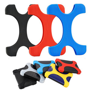 rubber silicone hdd hard disk case usb flash drive cover