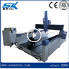 4 axis foam,EPS engraving model 3d 1325 3kw foam cnc router machine