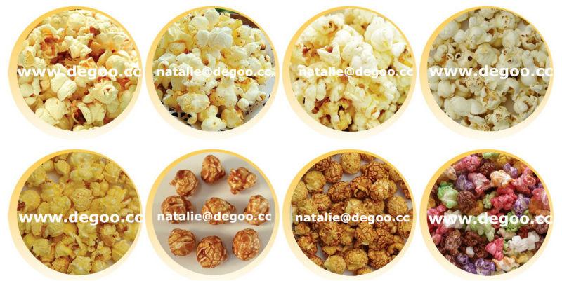 how to make caramel corn in a popcorn popper