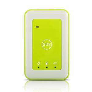 3G GPS Tracker MT510 WCDMA personal locator support two-way call SOS alarm  with box