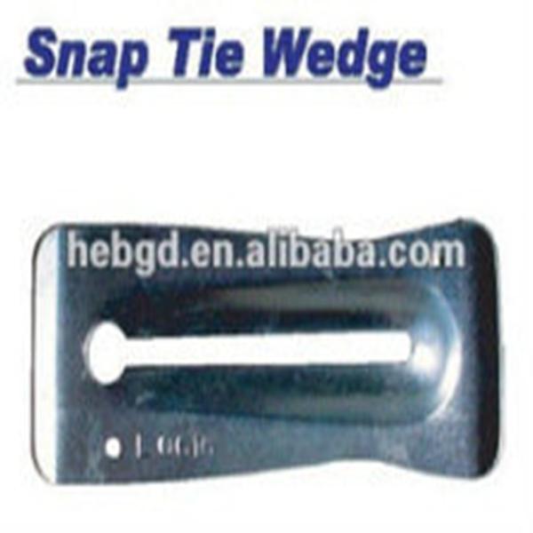 Heavy Steel Snap Tie Wedges Concrete Forming