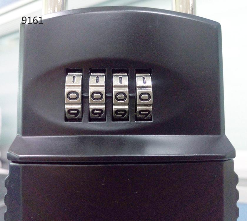 super big capacity real estate key card storage safe lock box