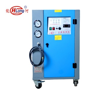CE Certification and Air-Cooled Type Oil Chiller