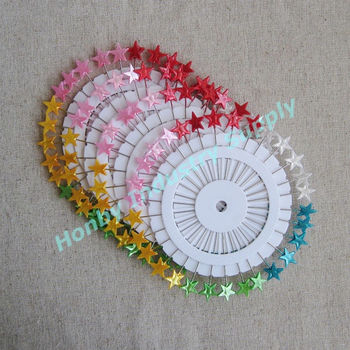 Plastic star shaped decorative stick pins for crafts buy for Decorative pins for crafts