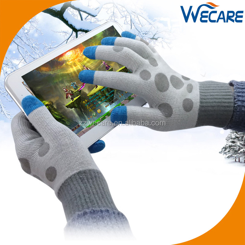 All Touchscreen Electronic Devices Smartphone Laptop Outdoor Soft Warm Texting Touch Screen Gloves