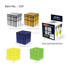 QiYi MoFangGe Mirror Twist puzzle cube with stickers