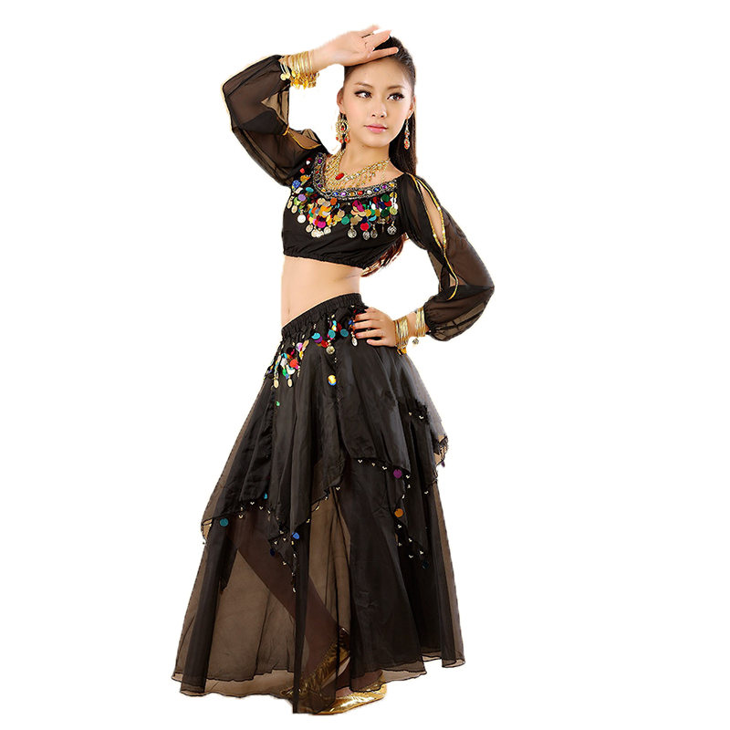 New arrival ndian style women belly dance costume