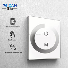 Wholesale Best-selling led wifi full touch dimmer panel wall ...