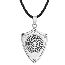Защитный амулет Cxwind Falcon, символ коловрата, веревка, ожерелье, античный амулет Викинга, подвески, ожерелье, ювелирные изделия(Китай)