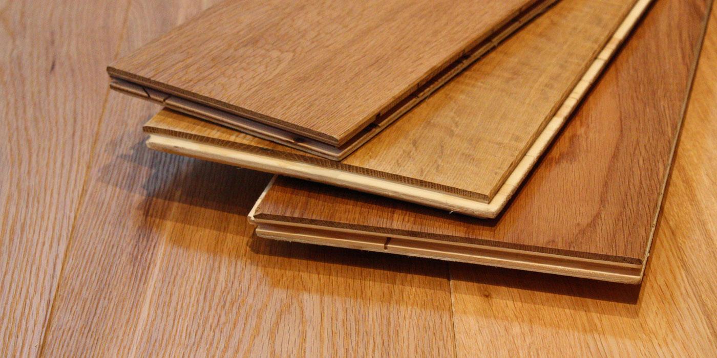 Factory price  natural oak waterproof  wood parquet flooring