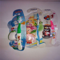 2017 hottest and fashionable oral care baby/kids toothbrush