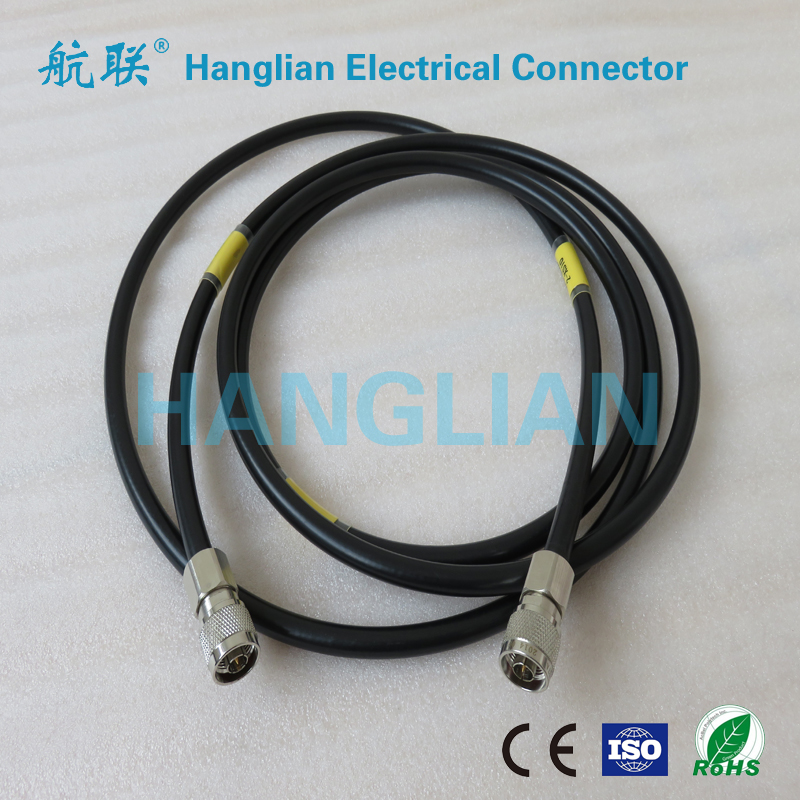 N-JTA electric Connector wiring harness TPE military cable