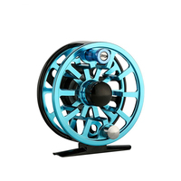 Aluminum Material Saltwater Fly Fishing Reels