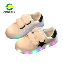 Good selling light shoes led sneakers