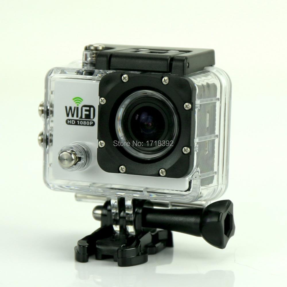 new sj6000 wifi sport action camera 1080p full hd waterproof camcorders gopro hero 3 go pro. Black Bedroom Furniture Sets. Home Design Ideas