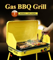 Portable gas stove top grill, bbq stove