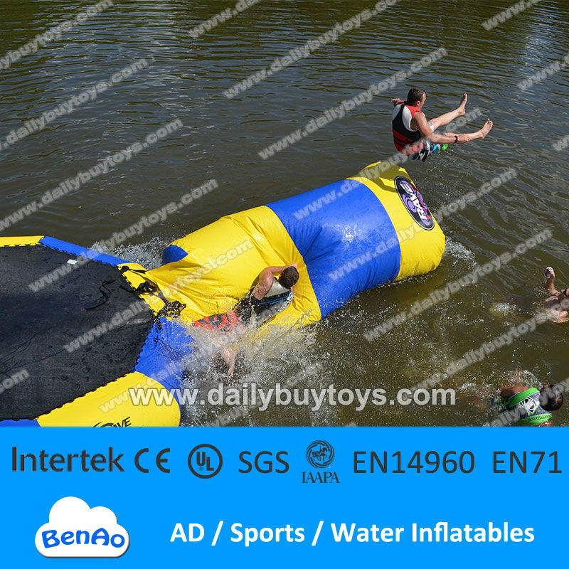 Inflatable Bouncy Pillow