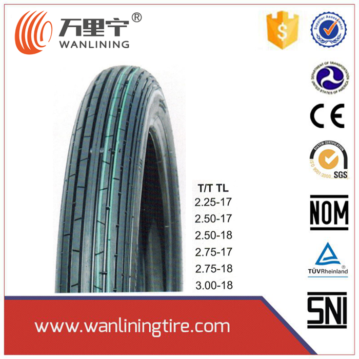 Motorcycle tyre 60/80-17 70/80-17 90/100-10 300-18 hot sizes wholesale
