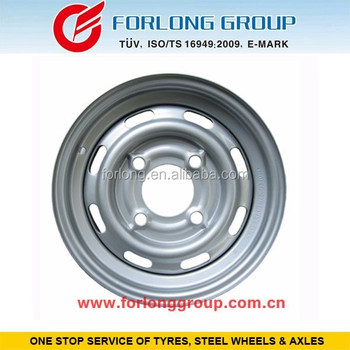 Tuv Certificate 4jx13 Wheel Rim For Trailer