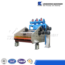 LZZG GP mineral washing plant, tailings dewatering screen for sale