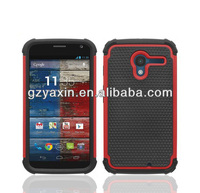 Silicon bumper case for motorola moto x 1060 made in china