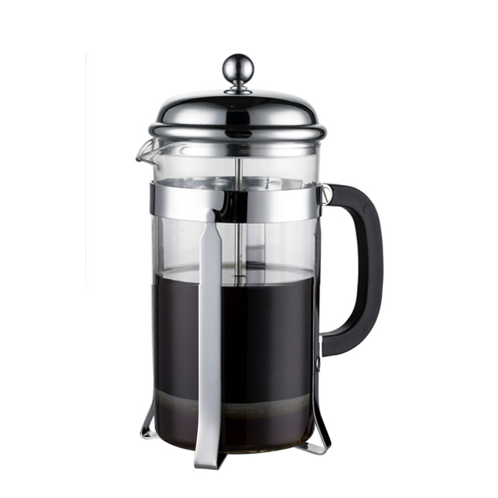 Borosilicatglas French Press / Kaffee Plunger Kaffee Plunger Kaffeemaschine