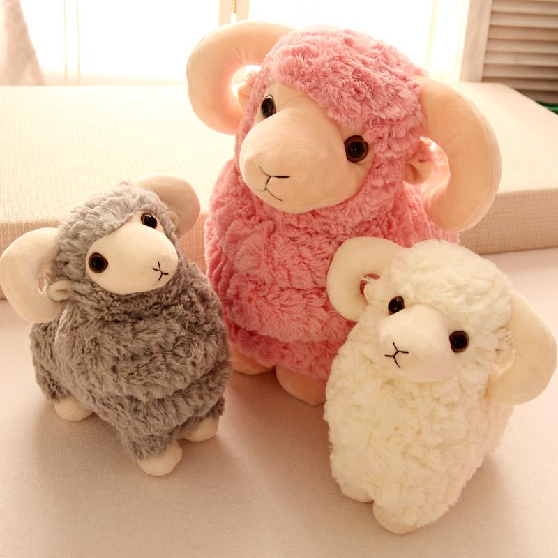 China Factory Wholesale Plush Sheep Toy Buy Goat Plush Toy Goat