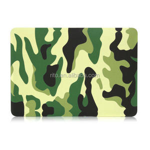 "Camouflage green case For Macbook Air 13"" Laptop ,OEM ODM Welcome,China Factory"