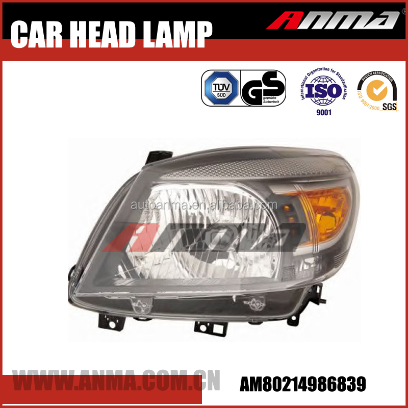 Top quality car head lamp headlight manufacturer price for ford ikon 4986839