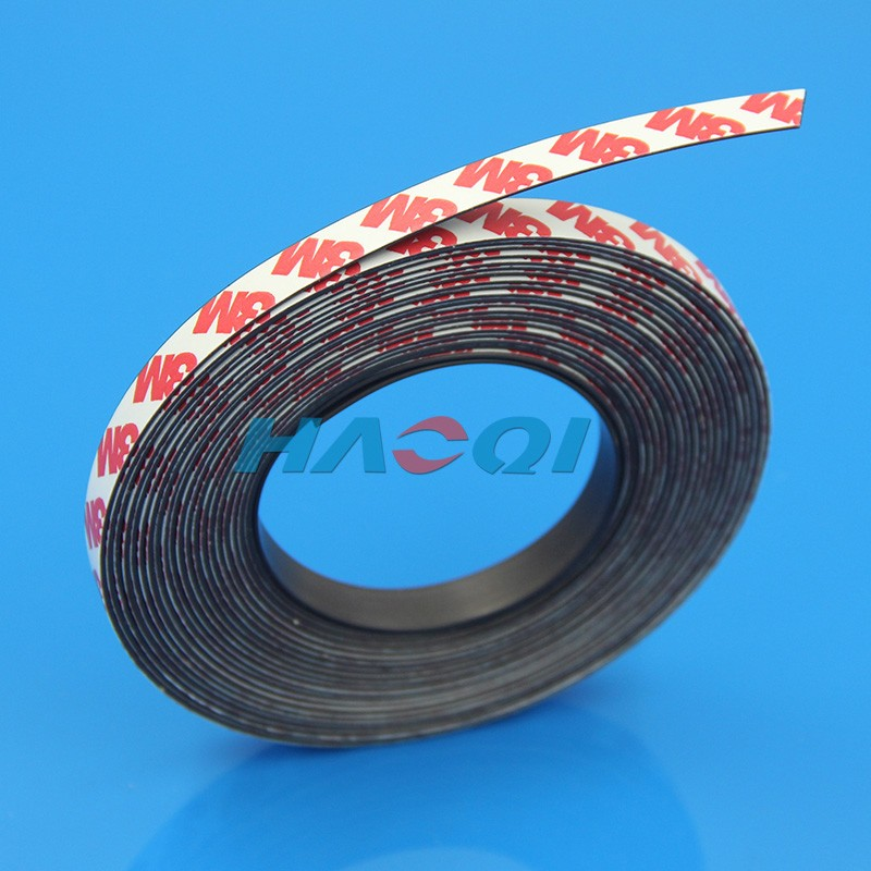Soft 3m Adhensive Rubber Heavy Duty Magnetic Strips Buy