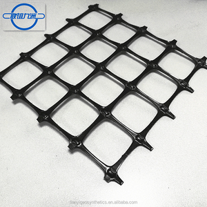 PP Polypropylene Biaxial Geogrid with factory price