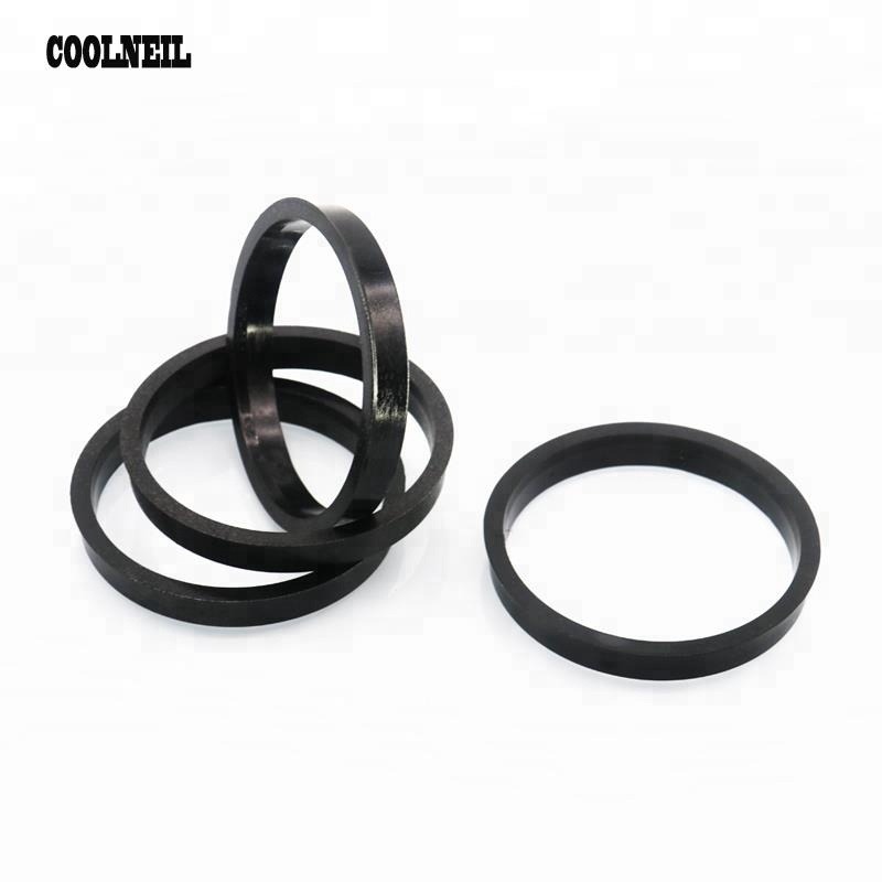 Plastic Wheel Spacers Hub Centric Spigot Rings 66.6mm OD to 57.1mm Wheel Hub Centric Ring
