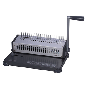 SG-5018 18 sheets Perfect Spiral Comb Binding Machine Price