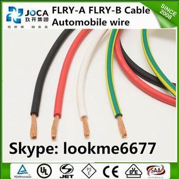 Av 0.85mm Automotive Wire Bare Copper Japanese Standard Wire - Buy ...