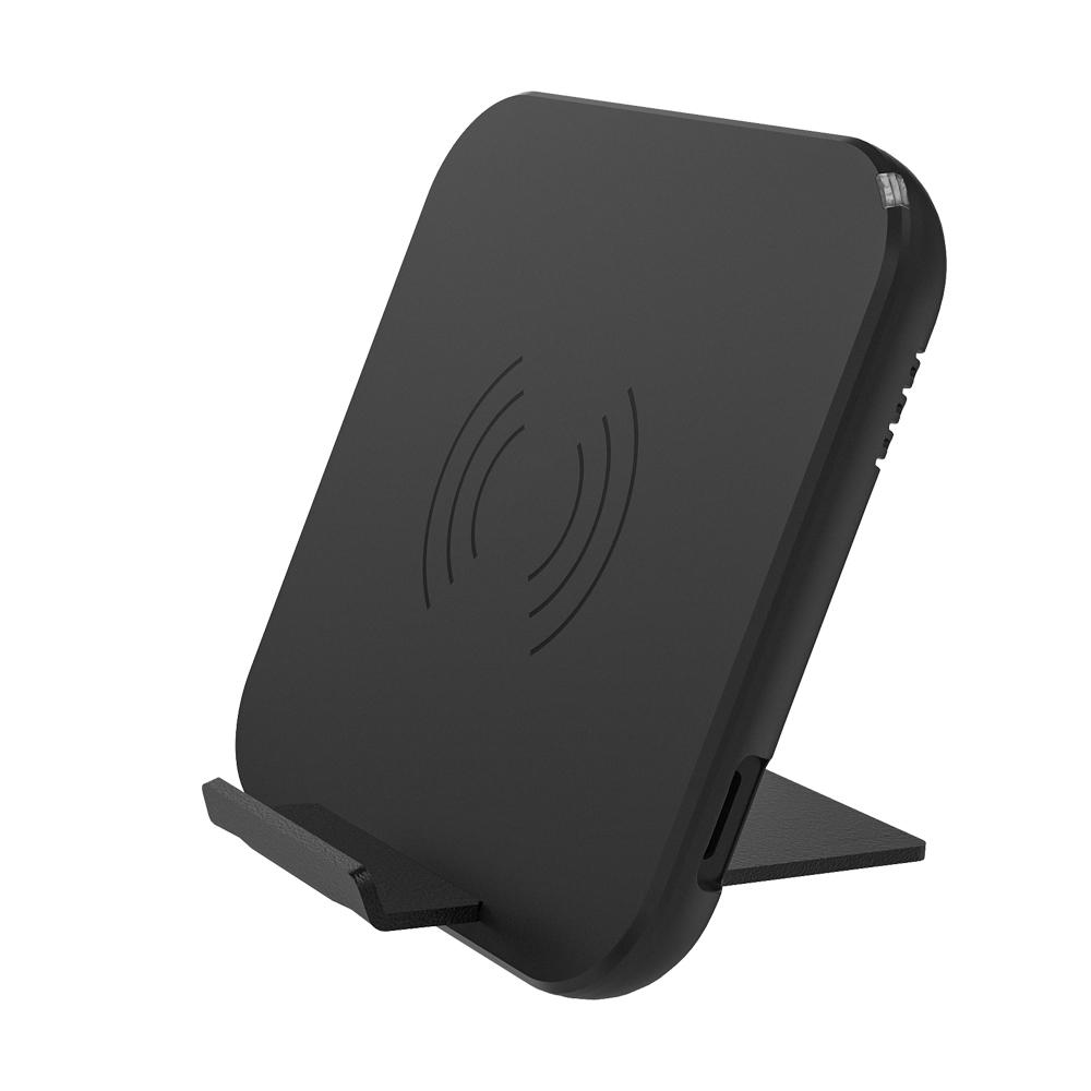 CE ROHS FCC Qi נייד אלחוטי מהיר מטען Pad תואם עבור iPhone 8 8 בתוספת X XS XS Max XR