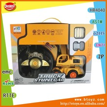 Toy cars for kids ,remote control tow truck toy,dredge car