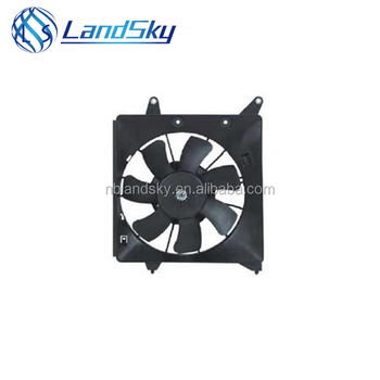 Landsky Dc12v Best Electric Radiator Fan Car Cooling Oem38615 Rej W01