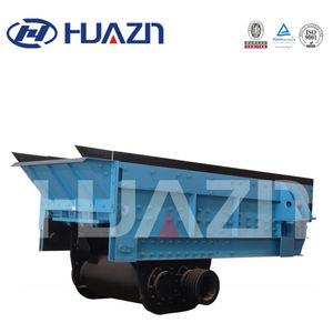 DHS series vibrating feeder/industrial belt conveyors