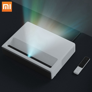 New Product xiaomi TV 4K universal remote control short throw projector projection