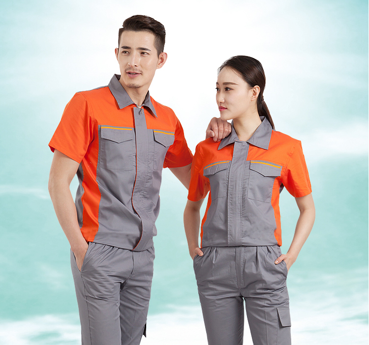 Fine Car Beauty Workshop Uniform Auto Repair Clothes Wear-resistant Jacket Long-sleeved Unisex Machine Repairing Clothing Top+pants We Have Won Praise From Customers Back To Search Resultshome