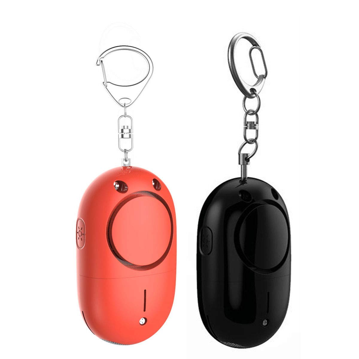 Devoted Newest Anti-rape Device Alarm Loud Alert Attack Panic Safety Personal Security Keychain For Kids Women Self-defense Supplies Consumer Electronics Accessories & Parts