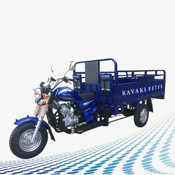 Gasoline Petrol Kavaki Tricycle 200cc Loading 1000kg For Cargo  Transportation Export To Ghana Africa - Buy China Kavaki Tricycle,1 Ton  Loading Motor